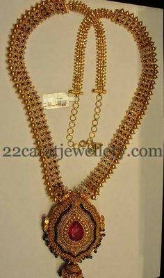 8 in 1 Gold Long Chain