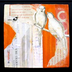 Bird Crafts, The Secret, Muse, Mixed Media, Arts And Crafts, Ab Fab, Birds, Explore, Trays