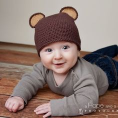 New Amazing winter Beanie Stylish Caps Pattern for Babies