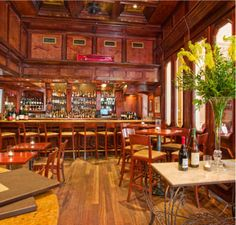 Restaurant August - John Besh