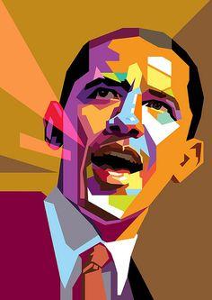 president obama | art