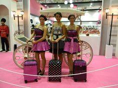 Modelos - Feira Gift - Março de 2012