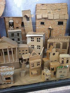 Cardboard Town by katerha, via Flickr