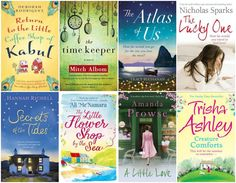 This is a selection of the wonderful books that The Bookdepository has on sale in their Bargain Shop. Enter this giveaway for a chanc...