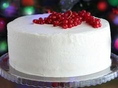 WHITE ORANGE CAKE   ::Click for recipe::