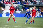 Portland Thorns v. Seattle Reign Image Gallery