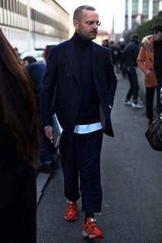 Streetstyle Inspiration for Men! #WORMLAND Men's Fashion-