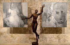 Galerie im Kulmerhaus: Traudi Weiss und Johann Strobl – IMAGINE | Sonntag, 30.11.2014 15:00 Uhr Painting, Art, Sunday, Sculptures, Figurine, Painting Art, Paintings, Kunst, Paint