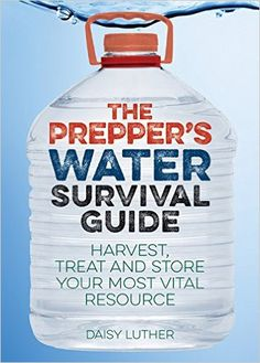 Preppers Water Survival Book