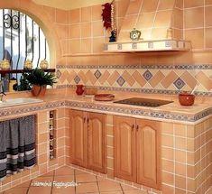 Sweet home : Hubased köögid. Concrete Kitchen, Rustic Kitchen, Kitchen Remodel, Kitchen Design, Sweet Home, Modern Kitchen, Country Kitchen, Classical Kitchen, Hacienda Kitchen
