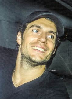 Henry Cavill I think he looks best in this pic a bit scruffy and his hair grew out and a hat. Yep this is the best