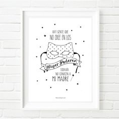 Poster o Lámina regalos para el dia de la madre - BelandSoph.com