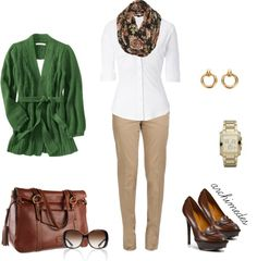 """""""What I Wore Last Friday"""" by archimedes16 ❤ liked on Polyvore"""