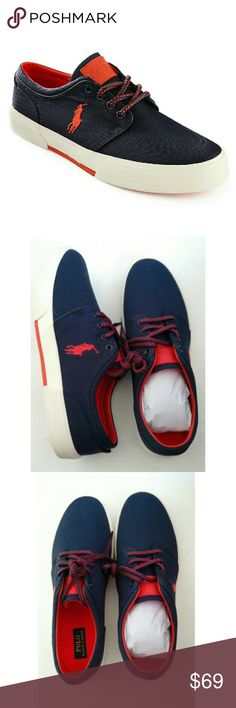 f17be5d91 POLO RALPH LAUREN Men s Logo Sneakers Bring a fresh look to your wardrobe  with