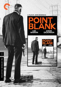 Lee Marvin and Angie Dickinson in Point Blank. Oh, and John Boorman.