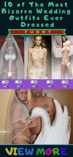 The Most Funny Wedding Dresses Ever Funny Wedding Dresses, Weird Wedding Dress, Funny Dresses, Wedding Outfits, Wedding Season, Wedding Day, Bride Poses, Dress Cake, Poses For Photos
