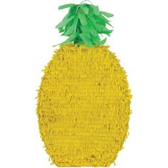 Artwrap Pineapple Pinata - Yellow | BIG W