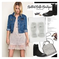 """""""Knitted Belle Boutique 5"""" by novalikarida ❤ liked on Polyvore featuring Hayden, women's clothing, women's fashion, women, female, woman, misses, juniors and knittedbelleboutique"""