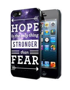 the hunger games hope quotes Samsung Galaxy S3/ S4 case, iPhone 4/4S / 5/ 5s/ 5c case, iPod Touch 4 / 5 case