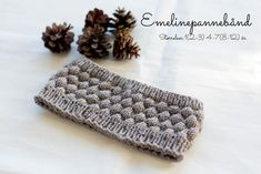 Knit Crochet, Crochet Hats, Baby Barn, Headband Pattern, Knitting For Kids, Mittens, Knitting Patterns, Diy, Threading