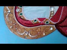 Вышивка бисером иконы. Работа окончена! - YouTube Brooch, Youtube, Jewelry, Seed Beads, Beading, Needlepoint, Jewlery, Bijoux, Brooches