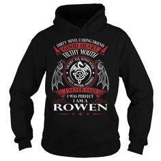 ROWEN Good Heart - Last Name, Surname TShirts