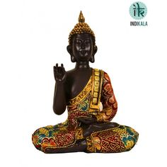 Name : Meditating Buddha Artifact in Black Clay Price : Rs 999 Buy Now at : http://www.indikala.com/featured-products/meditating-buddha-artifact-in-black-clay.html   ‪#‎Buddha‬ ‪#‎Figurines‬ ‪#‎BuyOnline‬