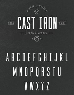 100 Free Fonts You Should Be Using In 2015 – Design School