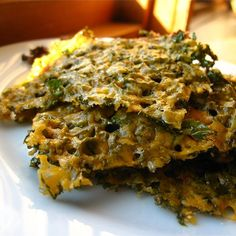 """Kale Krisps 