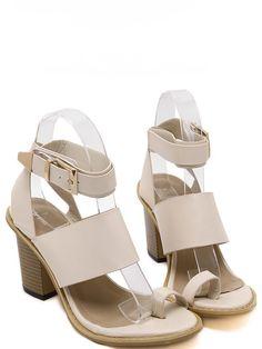 e171710e6f1ae7 For Sale Pure Color Strap Fashion Shoes. Susan Liang · Stylish sandals ·  Wholesale Craft Diamond Flat ...