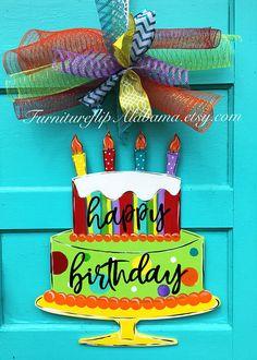 Best 25 Birthday Door Decorations Ideas On Pinterest