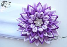 Мой маленький мир: цветы из ткани