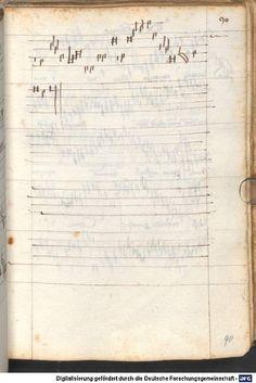 Schedel, Hartmann: Liederbuch des Hartmann Schedel Leipzig und Nürnberg, vor 1461 bis nach 1467 Cgm 810 Folio 90