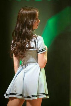 Eunha Boy I'd love to u-na her &repeat&repeat. Cute Asian Girls, Beautiful Asian Girls, Cute Girls, Japanese Beauty, Asian Beauty, Vaquera Sexy, Cute School Uniforms, Cute Japanese Girl, Outfit Trends