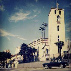 Colegio Sao Jose de Vila Matilde (view from the chapel), Sao Paulo/Brazil.