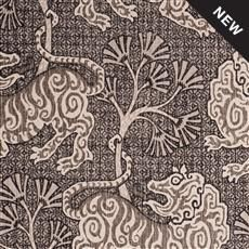 Novelty fabrics are everything from animal print fabrics to coral and shell fabrics or fabrics with nautical motifs. Novelty fabrics adds personality and a custom decorating touch to your room.