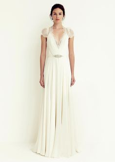 Jenny Packham - Odessa - Teokath of London Classic Wedding Dress 3040e469184a