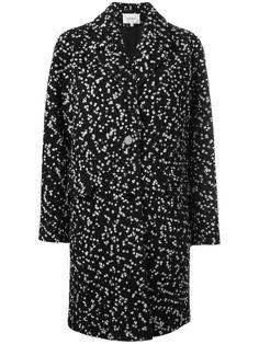 Carven oversized tweed coat