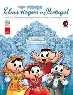 No ano em que Mônica completou 50 anos e o Brasil homenageou Portugal, a turminha se reuniu numa viagem para desbravar a nossa Pátria Mãe.   http://escutaessa.blogspot.com.br/2013/06/lancamentos-literarios-leya.html
