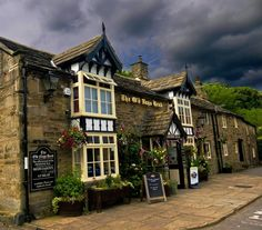 The Old Nags Head | Edale  by David Vickers  Flickr: https://flic.kr/p/cygHy9 The Old Nags Head Edale