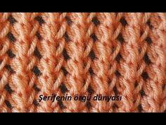 Çiğdem Örgü Modeli - YouTube