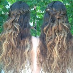 check out this braid from styledbycarolyn that is perfect for a wedding or prom
