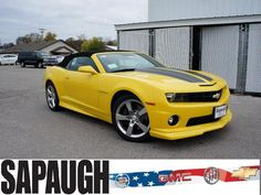 Cars for Sale: 2012 Chevrolet Camaro SS Convertible in Herculaneum, MO 63048: Convertible Details - 307513014 - AutoTrader.com