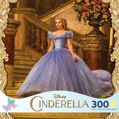 Ceaco Disney - Cinderella on a Staircase 300 Piece Puzzle
