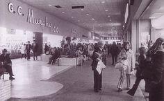 Logan Valley Mall ca 1970s - Altoona, PA