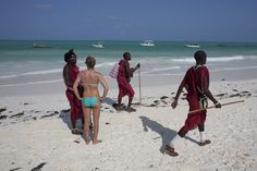 The importance of global awareness: Where will our ripples reach? Tourism in Tanzania