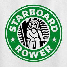 Starboard Rowbucks - Unisex Tshirt