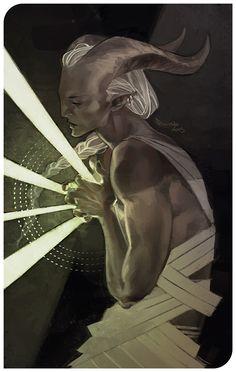 The Anchor by TheMinttu.deviantart.com on @DeviantArt