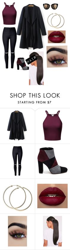 """""""Untitled #87"""" by marialk-1 on Polyvore featuring WithChic and Roberto Festa"""