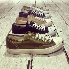 The Liquor Store Jack Purcell Converse